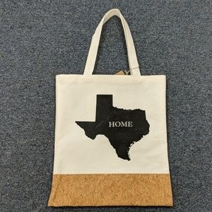Recycled Day Tote - Texas Home